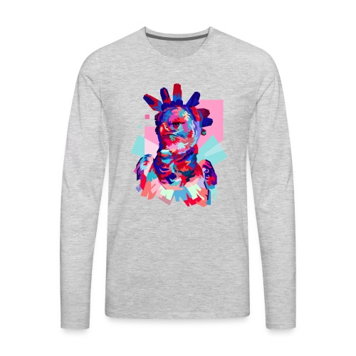 HARPY EAGLE - Men's Premium Long Sleeve T-Shirt