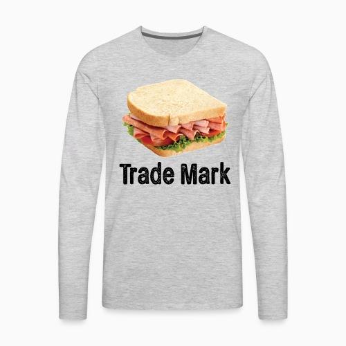 Sandwich - Men's Premium Long Sleeve T-Shirt