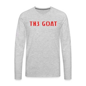 GREEK GOAT - Men's Premium Long Sleeve T-Shirt
