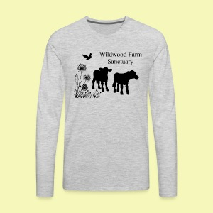 Cows - Men's Premium Long Sleeve T-Shirt