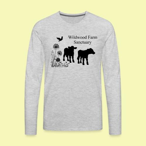 Cows - Men's Premium Long Sleeve T-Shirt