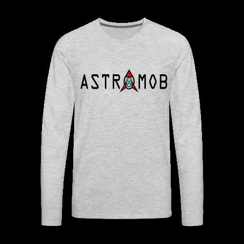 AM - Men's Premium Long Sleeve T-Shirt