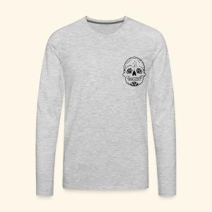 GKM LOGO - Men's Premium Long Sleeve T-Shirt