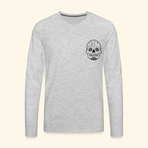 GKM LOGO - Men's Premium Long Sleeve T-Shirt