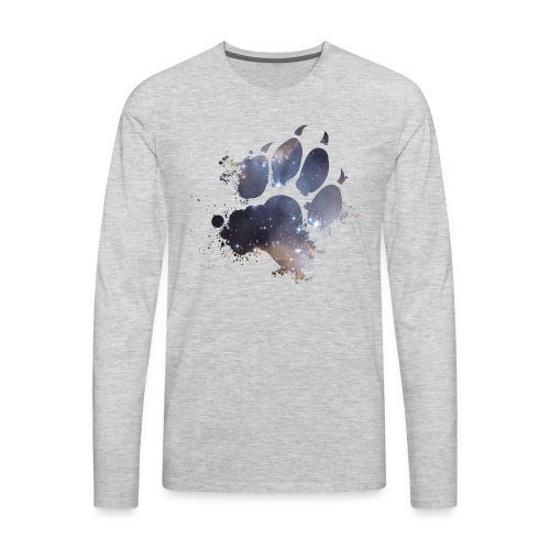 Mark of the Space Wolf - Men's Premium Long Sleeve T-Shirt