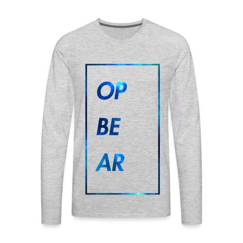 OpBrand - Men's Premium Long Sleeve T-Shirt