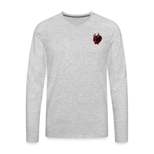 Eon Logo - Men's Premium Long Sleeve T-Shirt