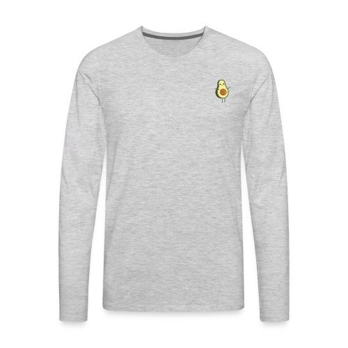 The Avocado - Men's Premium Long Sleeve T-Shirt