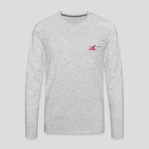 Unlucky Icecream - Men's Premium Long Sleeve T-Shirt