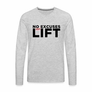 NEJL (Black) - Men's Premium Long Sleeve T-Shirt