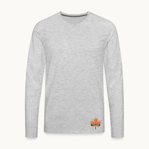 CANADA - Carolyn Sandstrom - Men's Premium Long Sleeve T-Shirt