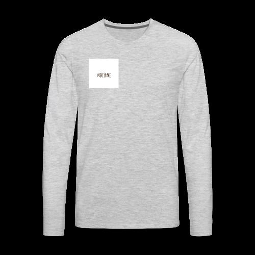 Neu Space Brand - Men's Premium Long Sleeve T-Shirt