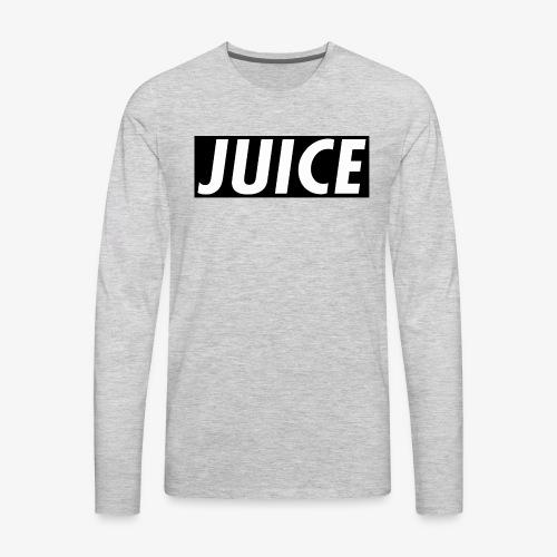 JUICE black preview - Men's Premium Long Sleeve T-Shirt
