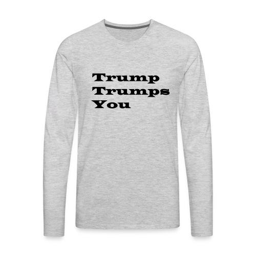 T1 - Men's Premium Long Sleeve T-Shirt