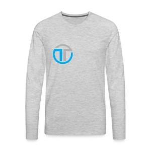 Because it's bery good part of my YouTube channel - Men's Premium Long Sleeve T-Shirt