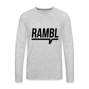 RAMBL - Men's Premium Long Sleeve T-Shirt