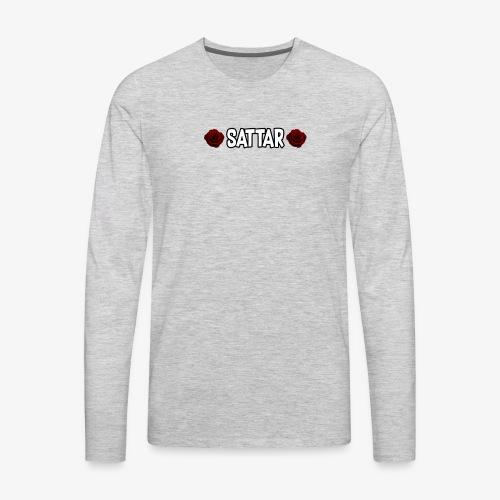 Sattar - Men's Premium Long Sleeve T-Shirt