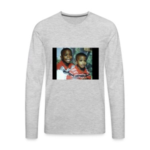 They Baby Photo - Men's Premium Long Sleeve T-Shirt