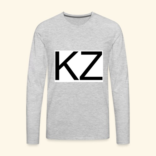 cool sweater - Men's Premium Long Sleeve T-Shirt