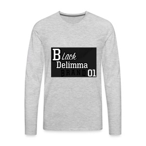 logo 1 - Men's Premium Long Sleeve T-Shirt