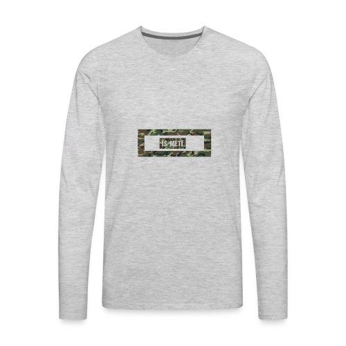 is/meti3 - Men's Premium Long Sleeve T-Shirt