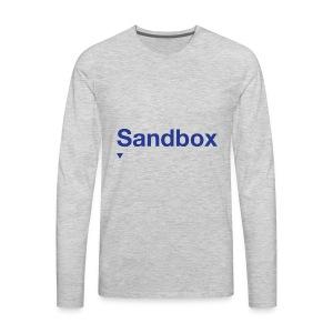 sandbox merch - Men's Premium Long Sleeve T-Shirt
