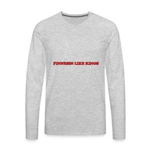 FLK(FULL TITLE) - Men's Premium Long Sleeve T-Shirt