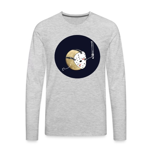 Dark side of the moon - Men's Premium Long Sleeve T-Shirt