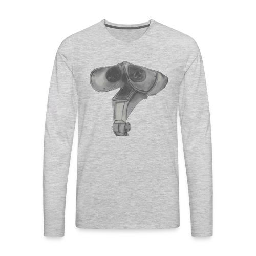 Wall E - Men's Premium Long Sleeve T-Shirt