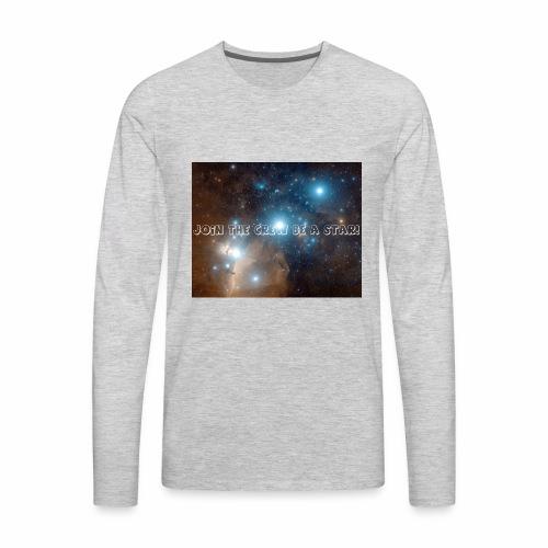 Orion Belt gaming 199 - Men's Premium Long Sleeve T-Shirt