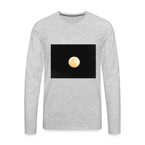 Luna2 - Men's Premium Long Sleeve T-Shirt