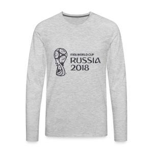 World Russia 2018 - Men's Premium Long Sleeve T-Shirt