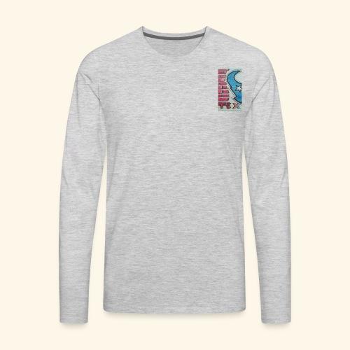 TEX - Men's Premium Long Sleeve T-Shirt