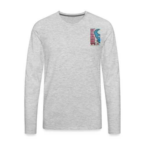 TEX - Men's Premium Long Sleeve T-Shirt