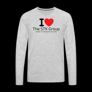The STK Group - Men's Premium Long Sleeve T-Shirt