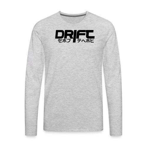 Drift JDM Design - Men's Premium Long Sleeve T-Shirt