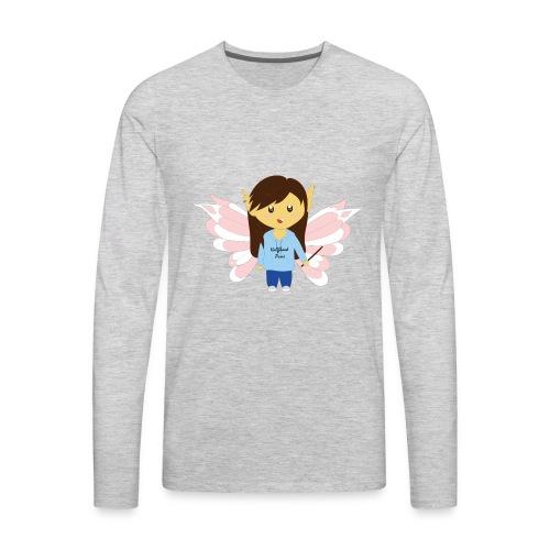 Cute HalfbloodPixie - Men's Premium Long Sleeve T-Shirt