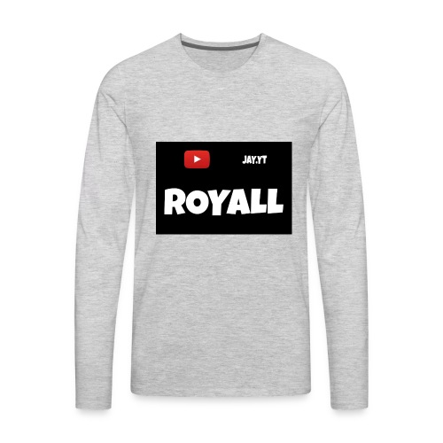 ROYALL - Men's Premium Long Sleeve T-Shirt