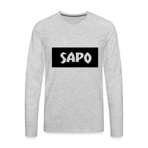 SAPOSHIRT - Men's Premium Long Sleeve T-Shirt