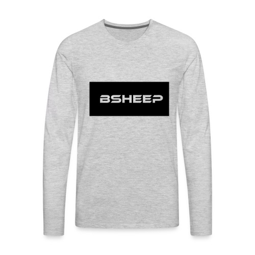 BSheep - Men's Premium Long Sleeve T-Shirt