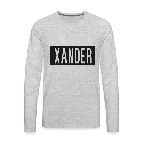 XanderApperal - Men's Premium Long Sleeve T-Shirt