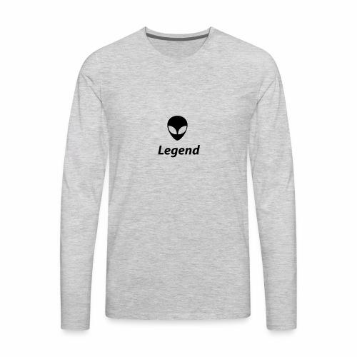 Legend T-Shirt - Men's Premium Long Sleeve T-Shirt