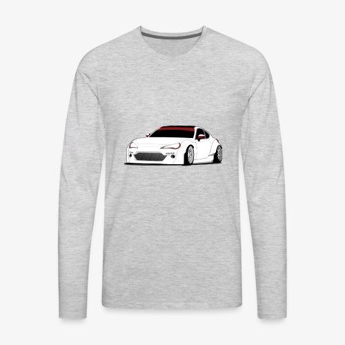 Rocket Bunny BRZ - Men's Premium Long Sleeve T-Shirt