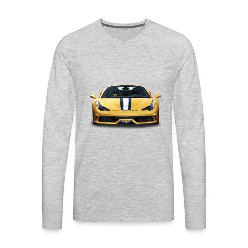 Ferrari 458 Speciale - Men's Premium Long Sleeve T-Shirt