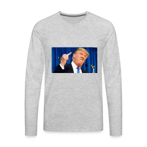 Trump - Men's Premium Long Sleeve T-Shirt