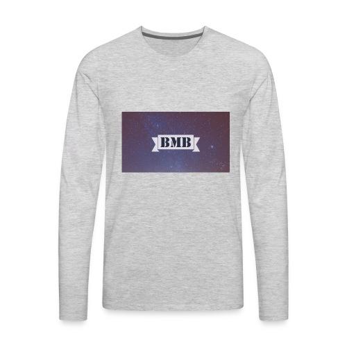Adobe Spark - Men's Premium Long Sleeve T-Shirt