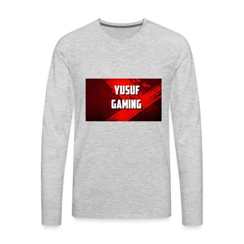 Yusuf's - Men's Premium Long Sleeve T-Shirt
