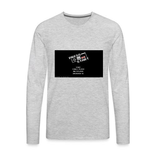 BenlyGaming - Men's Premium Long Sleeve T-Shirt