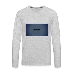 Zinovogaming - Men's Premium Long Sleeve T-Shirt