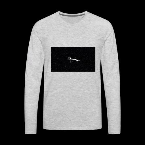 lost in space - Men's Premium Long Sleeve T-Shirt